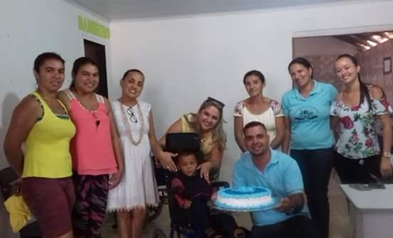 Assistência Social de Cristalândia entrega cadeiras de rodas a pessoais especiais.
