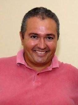 Ubiratan Benvindo é candidato a deputado federal.