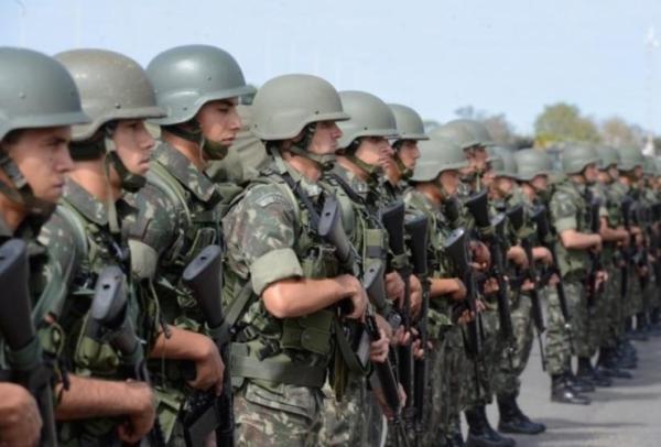 Piauí é o Estado com mais tropas federais nas eleições.