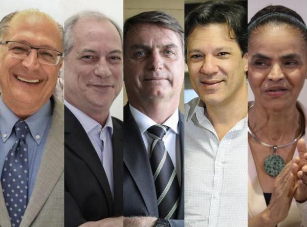 Confira os números para Presidente na nova pesquisa Ibope