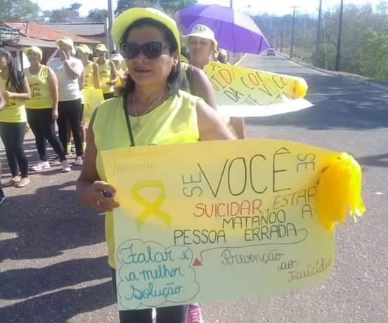 Corrente,Cristalândia e Sebastião Barros deram também seus gritos a favor da vida