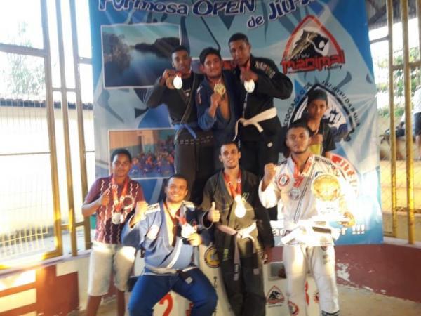 CORRENTE: Atletas locais se destacam no Formosa Open de Jiu-Jitsu