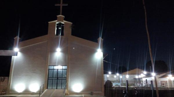 Festejos de N. Senhora de Aparecida em ALVORADA