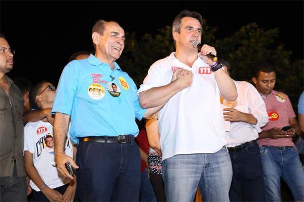 Ciro Nogueira e Marcelo Castro são eleitos senadores do Piauí