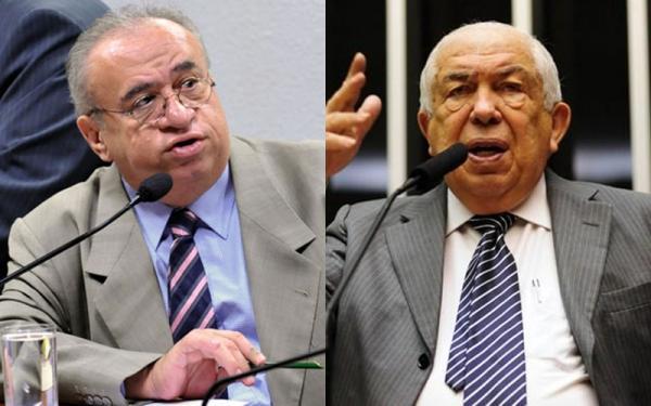 Os deputados federais Paes Landim e Heráclito Fortes não conseguiram se reeleger