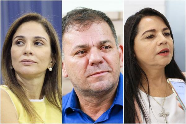Confira os sete novos deputados estaduais eleitos no Piauí