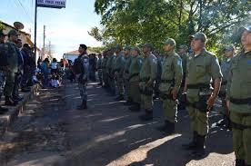 Policial Militar lotado em Bom Jesus leva tiro ao reagir a assalto em Teresina