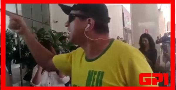 Apoiador de Bolsonaro ataca católicos em visita de Haddad à CNBB