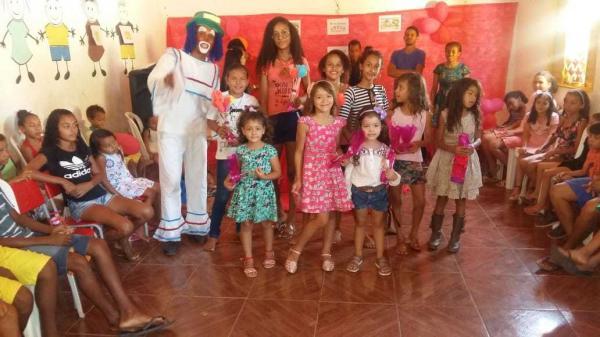 Barreiras do Piauí promove comemoração do Dia das Crianças no CRAS
