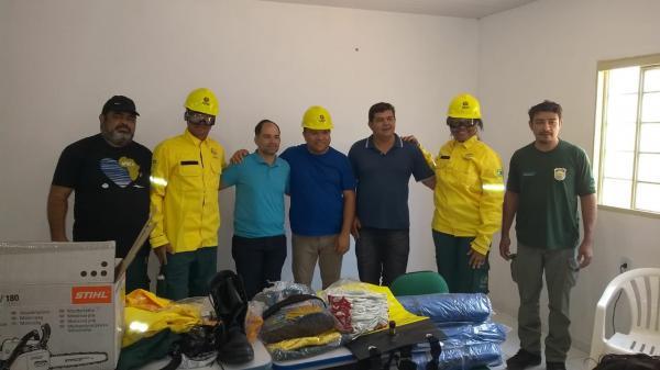 Treinamento com Brigadistas voluntários é realizado em Redenção