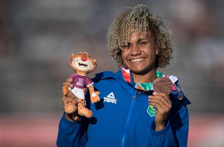 Letícia Lima conquista medalha inédita nos Jogos Olímpicos da Juventude