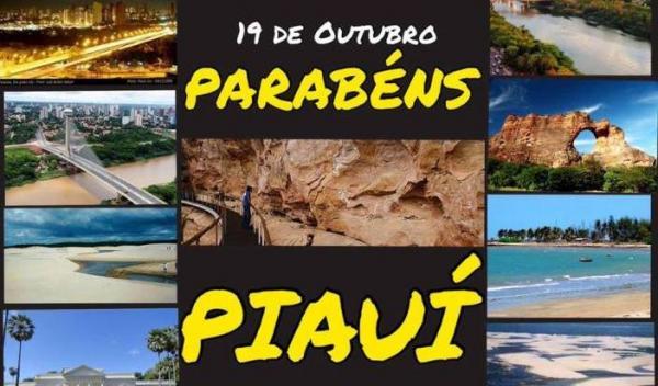 Prefeito de São Gonçalo, Paulo Lustosa, parabeniza o Piauí