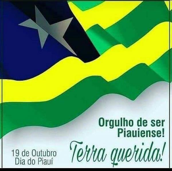 Dia do Piauí: Confira a mensagem do gestor de Monte Alegre Davinelson