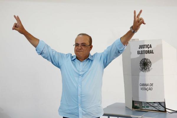 'Filho' de Corrente (PI), IBANEIS é eleito Governador do DF'