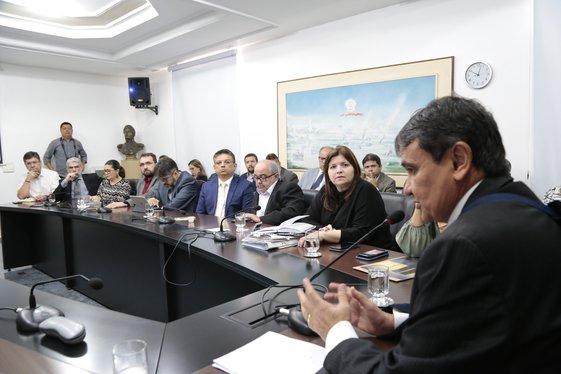 Governo garante que todas as obras serão feitaso com recursos do Finisa