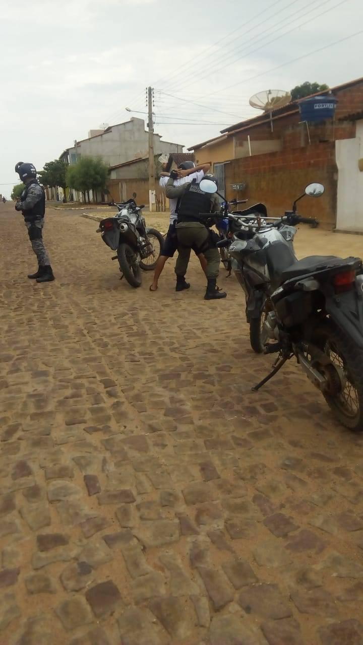 Polícia Militar realiza mais uma Operação em Avelino Lopes