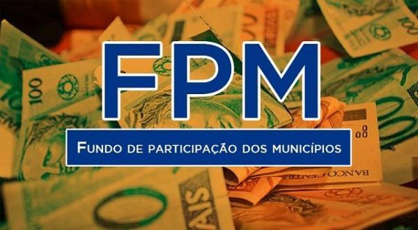 Com queda de 7,45%, prefeituras recebem terceira parcela do FPM