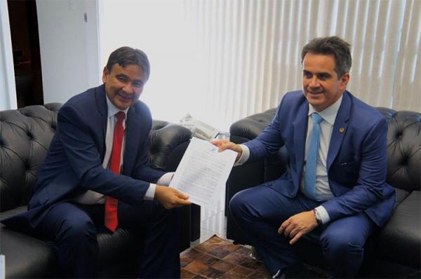 Ciro Nogueira divulga carta e pede a Wellington Dias mudanças na gestão