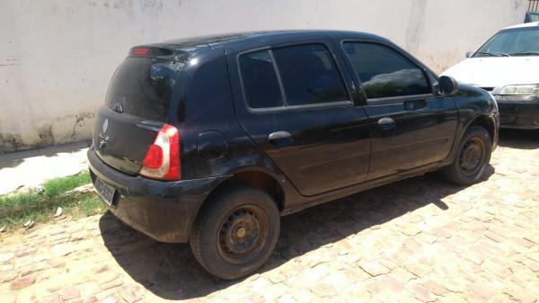 Policia Militar de Curimatá recupera carro roubado