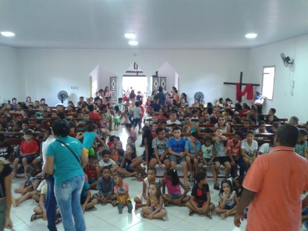 Projeto Ponte Social é contemplado com tarde de lazer em Santa Luz