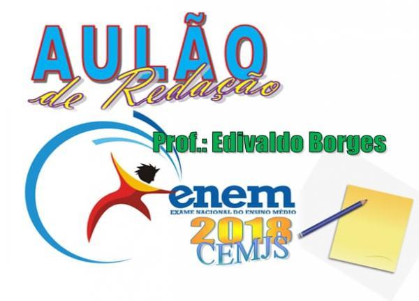 Escola José Soares promove aulão Pré-ENEM em Redenção