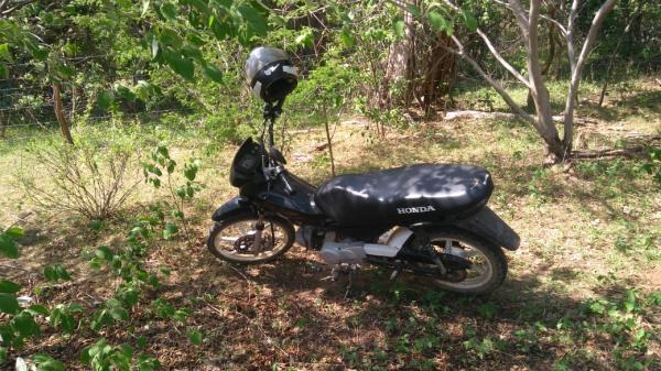 PM de Curimatá recupera bebidas furtadas e localiza moto roubada
