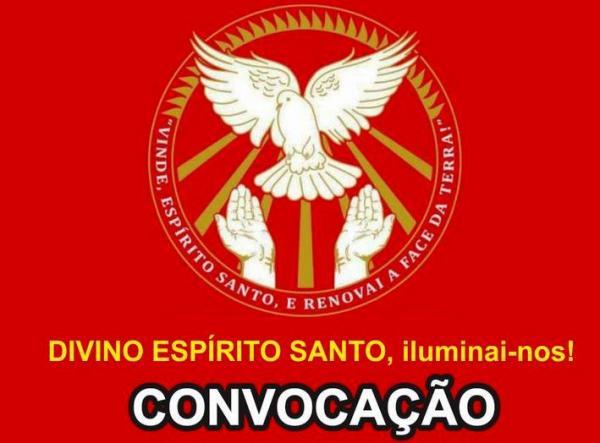 Paróquia Divino Espírito Santo convoca fieis para a assembléia