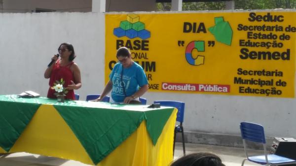 """Redenção realiza 1º encontro formativo de mobilização do dia """"C"""""""