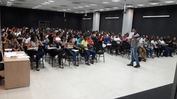 SENAC de Bom Jesus realizou 1º Aulão de Redação