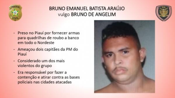 Piauiense morto em Alagoas fez ameaças de morte a Fábio Abreu