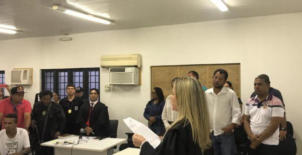 Homem é condenado a 14 anos de prisão em Parnaguá