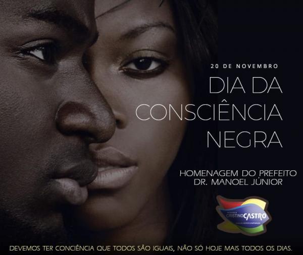 Dia da Consciência Negra no Brasil, 20 de novembro