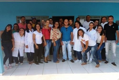 Médicos cubanos se despedem de Monte Alegre do PI