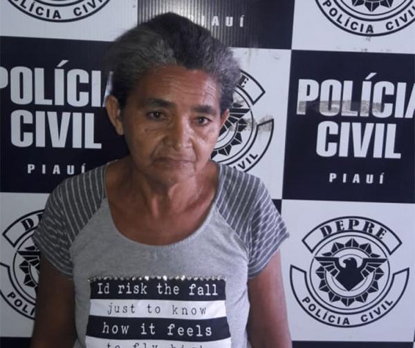 Polícia prende 'Marquesa do tráfico de 62 anos