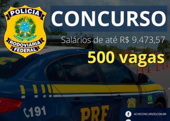 PRF lança edital com 22 vagas para o Piauí