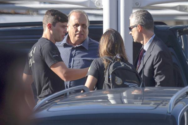 Pezão é preso em desdobramento da operação Lava Jato