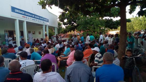 Novembro Azul é realizado pela saúde de Redenção do Gurgueia