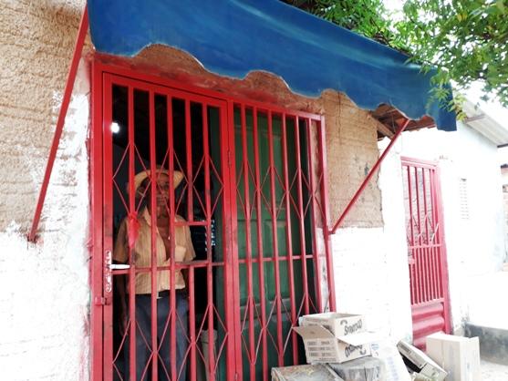 Comércios com grades passou a ser realidade em Santa Filomena