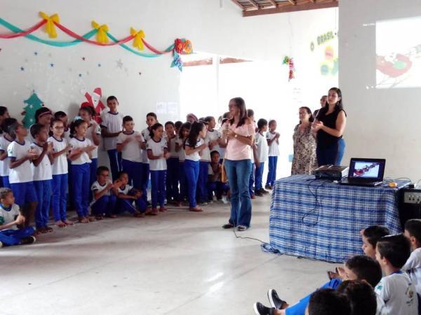 Escola Municipal realiza café da manhã para os alunos em Palmeira do PI