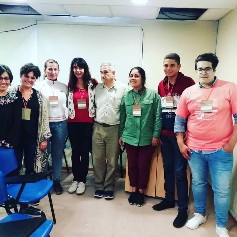 Estudante de Redenção apresenta trabalho em congresso Internacional no Uruguai.