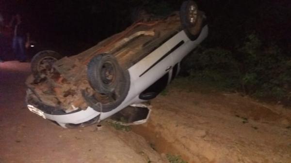 Homem morre em acidente na zona rural de Bom Jesus