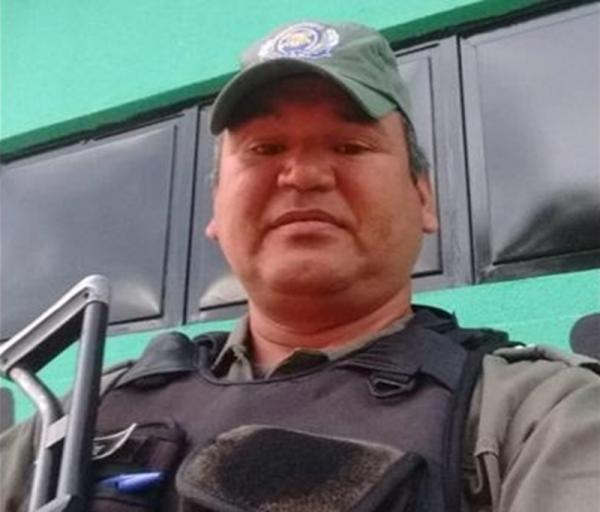 Policial morre em Caracol após colidir moto em vaca