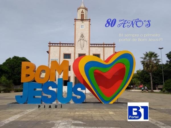 Aniversário de Bom Jesus acontece hoje (15); veja a programação