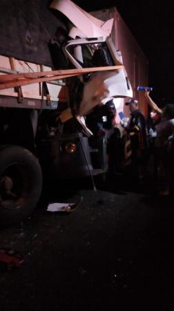 Grave acidente na saída de Gilbués deixa vítima fatal