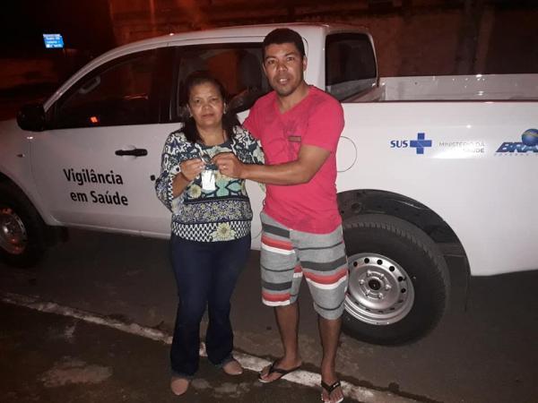 Cristino Castro, Santa Luz e Palmeira ganham VEÍCULO para saúde