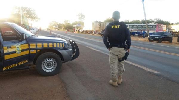 Operação Ano Novo é deflagrada pela PRF nas rodovias piauienses