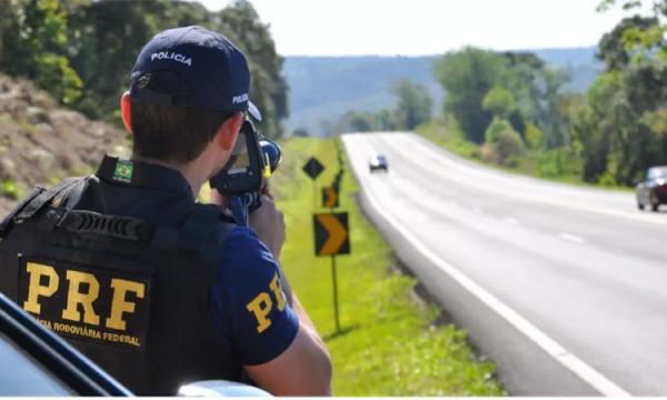Operação Ano Novo: 3 mortes e 1.314 autuações por excesso de velocidade