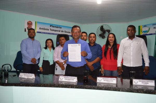 Cristino Castro: Pedro Silvestre é o novo presidente da Câmara