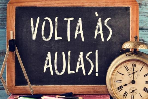 COMUNICADO: Aulas da rede municipal de Currais começam em fevereiro