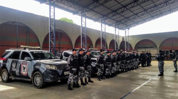 Piauí envia tropas para ajudar a conter violência no Ceará